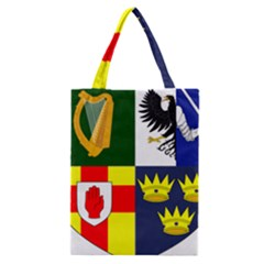 Arms Of Four Provinces Of Ireland  Classic Tote Bag by abbeyz71