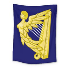 Royal Standard Of Ireland (1542 1801) Medium Tapestry by abbeyz71