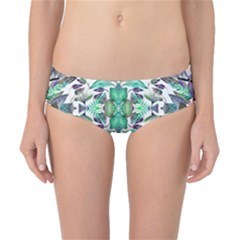 Birds In Rainforest Classic Bikini Bottoms by beatbeatwing