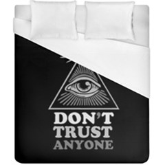 Illuminati Duvet Cover (california King Size) by Valentinaart