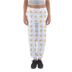 Spaceships Pattern Women s Jogger Sweatpants by linceazul