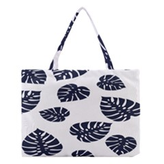 Leaf Summer Tech Medium Tote Bag by Mariart