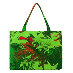 Colors Medium Tote Bag by Valentinaart