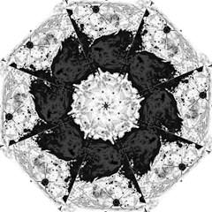 Abstraction Straight Umbrellas by Valentinaart