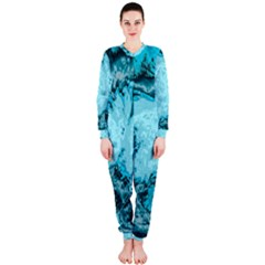 Abstraction Onepiece Jumpsuit (ladies)  by Valentinaart
