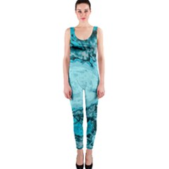 Abstraction Onepiece Catsuit by Valentinaart