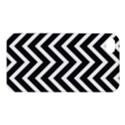 Zigzag pattern Apple iPhone 4/4S Premium Hardshell Case View1