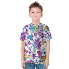 Lilac Lillys Kids  Cotton Tee