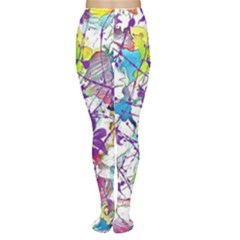Lilac Lillys Women s Tights