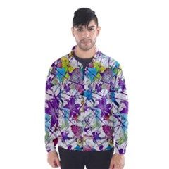 Lilac Lillys Wind Breaker (men)