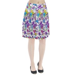 Lilac Lillys Pleated Skirt