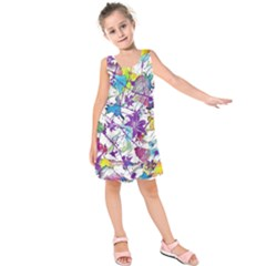 Lilac Lillys Kids  Sleeveless Dress