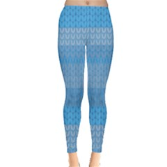 Pattern Leggings  by Valentinaart