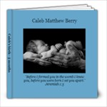 Caleb s 1st Album - 8x8 Photo Book (30 pages)