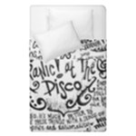 Panic! At The Disco Lyric Quotes Duvet Cover Double Side (Single Size)