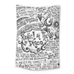 Panic! At The Disco Lyric Quotes Small Tapestry