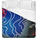 Panic! At The Disco Released Death Of A Bachelor Duvet Cover (King Size)