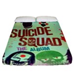 Panic! At The Disco Suicide Squad The Album Fitted Sheet (California King Size)