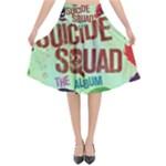 Panic! At The Disco Suicide Squad The Album Flared Midi Skirt