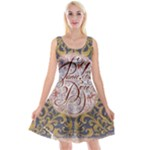 Panic! At The Disco Reversible Velvet Sleeveless Dress