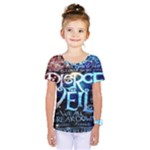 Pierce The Veil Quote Galaxy Nebula Kids  One Piece Tee