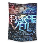 Pierce The Veil Quote Galaxy Nebula Medium Tapestry