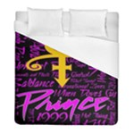 Prince Poster Duvet Cover (Full/ Double Size)