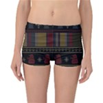 Tardis Doctor Who Ugly Holiday Reversible Bikini Bottoms