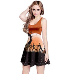 Zombie Reversible Sleeveless Dress