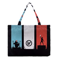 Twenty One 21 Pilots Medium Tote Bag by Onesevenart