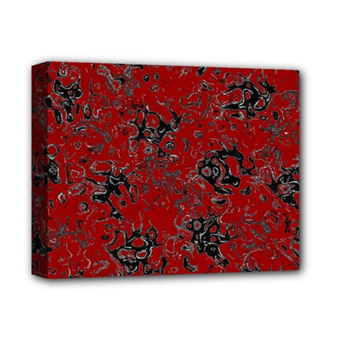 Abstraction Deluxe Canvas 14  X 11  by Valentinaart