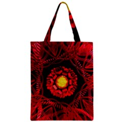 The Sun Is The Center Zipper Classic Tote Bag by linceazul