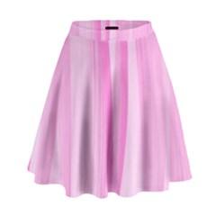 Abstraction High Waist Skirt by Valentinaart