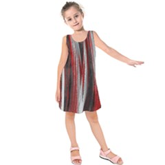Abstraction Kids  Sleeveless Dress by Valentinaart
