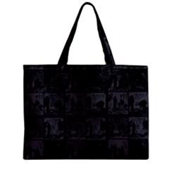Comic Book  Zipper Mini Tote Bag by Valentinaart