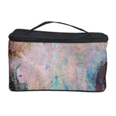Cold Stone Abstract Cosmetic Storage Case by digitaldivadesigns