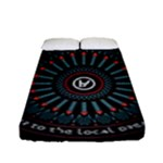 Twenty One Pilots Fitted Sheet (Full/ Double Size)