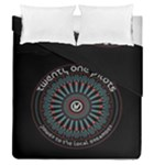 Twenty One Pilots Duvet Cover Double Side (Queen Size)