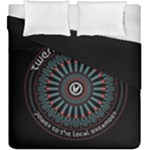 Twenty One Pilots Duvet Cover Double Side (King Size)