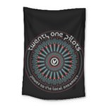 Twenty One Pilots Small Tapestry