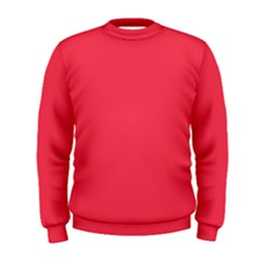 Neon Color   Brilliant Amaranth Men s Sweatshirt by tarastyle