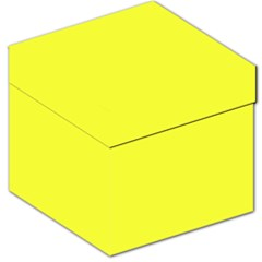Neon Color   Brilliant Yellow Storage Stool 12   by tarastyle