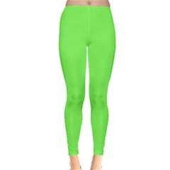 Neon Color   Light Brilliant Harlequin Leggings  by tarastyle