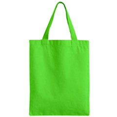 Neon Color   Light Brilliant Harlequin Zipper Classic Tote Bag by tarastyle