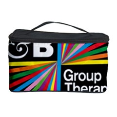 Above & Beyond  Group Therapy Radio Cosmetic Storage Case by Onesevenart