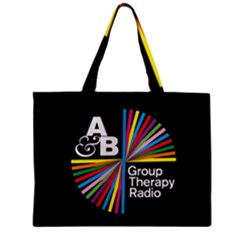Above & Beyond  Group Therapy Radio Zipper Mini Tote Bag by Onesevenart