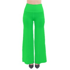 Neon Color   Vivid Malachite Green Pants by tarastyle