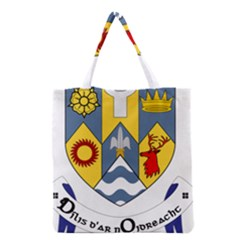 County Clare Coat Of Arms Grocery Tote Bag by abbeyz71
