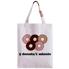 852 Zipper Classic Tote Bag by Valentinaart