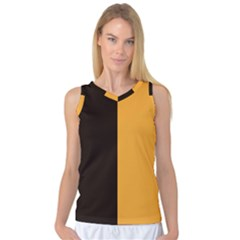Flag Of County Kilkenny Women s Basketball Tank Top by abbeyz71